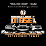 Black OC Diesel T-Shirt