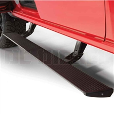 AMP Research PowerStep 75101-01A Black for Dodge Ram Quad Cab