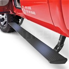 AMP Research PowerStep  75104-01A Black for Ford Superduty Regular Cab