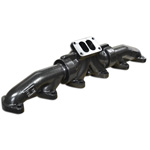 ATS Diesel 2049302218 Pulse Flow Exhaust Manifold 1998.5-2002 Dodge 5.9L Cummins