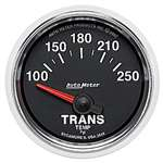 Auto Meter 3849 GS 100-250 °F Transmission Temperature Gauge