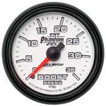 Auto Meter 7504 Phantom II 0-35 PSI Boost Gauge