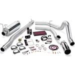 Banks Power 47531 Single Exhaust Stinger System 1999.5 Ford 7.3L Powerstroke