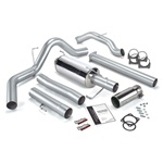 Banks Power 48643 Single Monster Exhaust System 2003-2004 Dodge 5.9L Cummins