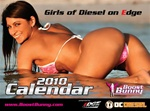 Miss Boost Bunny 2010 Calendar featuring Nicole Gagne