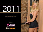 Miss Boost Bunny 2011 Calendar featuring Trisha Smith