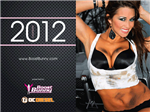 Miss Boost Bunny 2012 Calendar featuring Morgan Whitworth