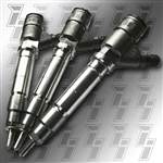 Industrial Injection 0986435521SEDFLY Reman 50 HP Injectors 2006-2007 GM 6.6L Duramax