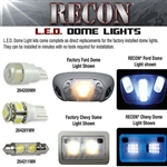 Recon 264164 Dome Light Replacement Kit Dodge Package