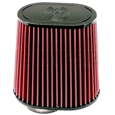 S&B Filters Intake Replacement Air Filter - Cotton (Cleanable) KF-1042