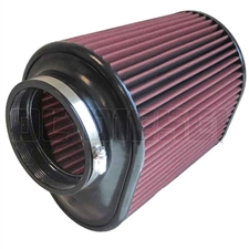 S&B Filters Intake Replacement Air Filter - Cotton (Cleanable) KF-1050