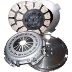 South Bend Clutch FDDC36006 Ford 850HP Comp Dual Disc Clutch Replacement for 1999-2003 Ford Powerstroke 7.3L Trucks
