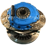 South Bend Clutch SDDMAXDFZ GM 650HP Dual Disc Clutch Replacement for 2005.5-2006 GM Duramax 6.6L Trucks