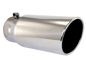 "aFe Power 49-90002 MACHForce XP 4"" Exhaust System Tip SS-304"