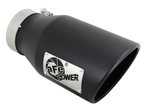 "aFe Power 49T40601-B12 MACH Force-Xp 6"" Exhaust Tip 304 Stainless Steel for 4"" Exhaust Systems"