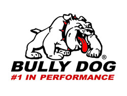 Bully Dog Embossed License Plate - BU PR7010