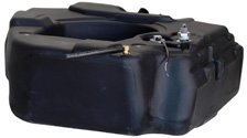 Diesel Spare Tire Fuel Tanks
