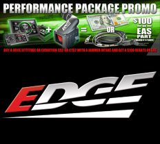 Edge Products $100 Promotion Package