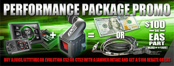 $100 Edge Products Promo Package