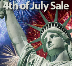 Sitewide July 4th Sale 2016