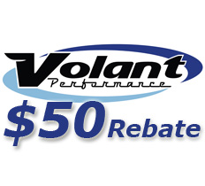 $50 Volant Mail-In Rebate