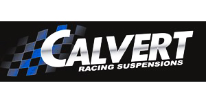 Calvert Racing Square U-Bolts - CR 2.518