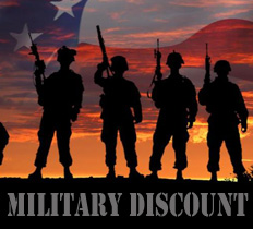 Militarty Discount